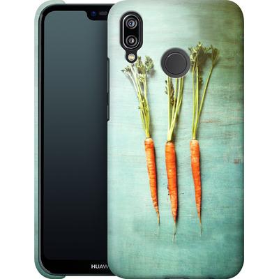 Huawei P20 Lite Smartphone Huelle - Three Carrots von Joy StClaire