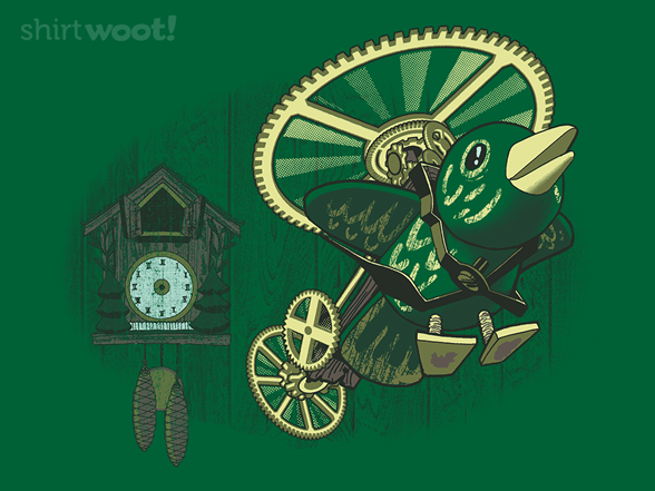 One Flew Out Of The Cuckoo Clock T Shirt