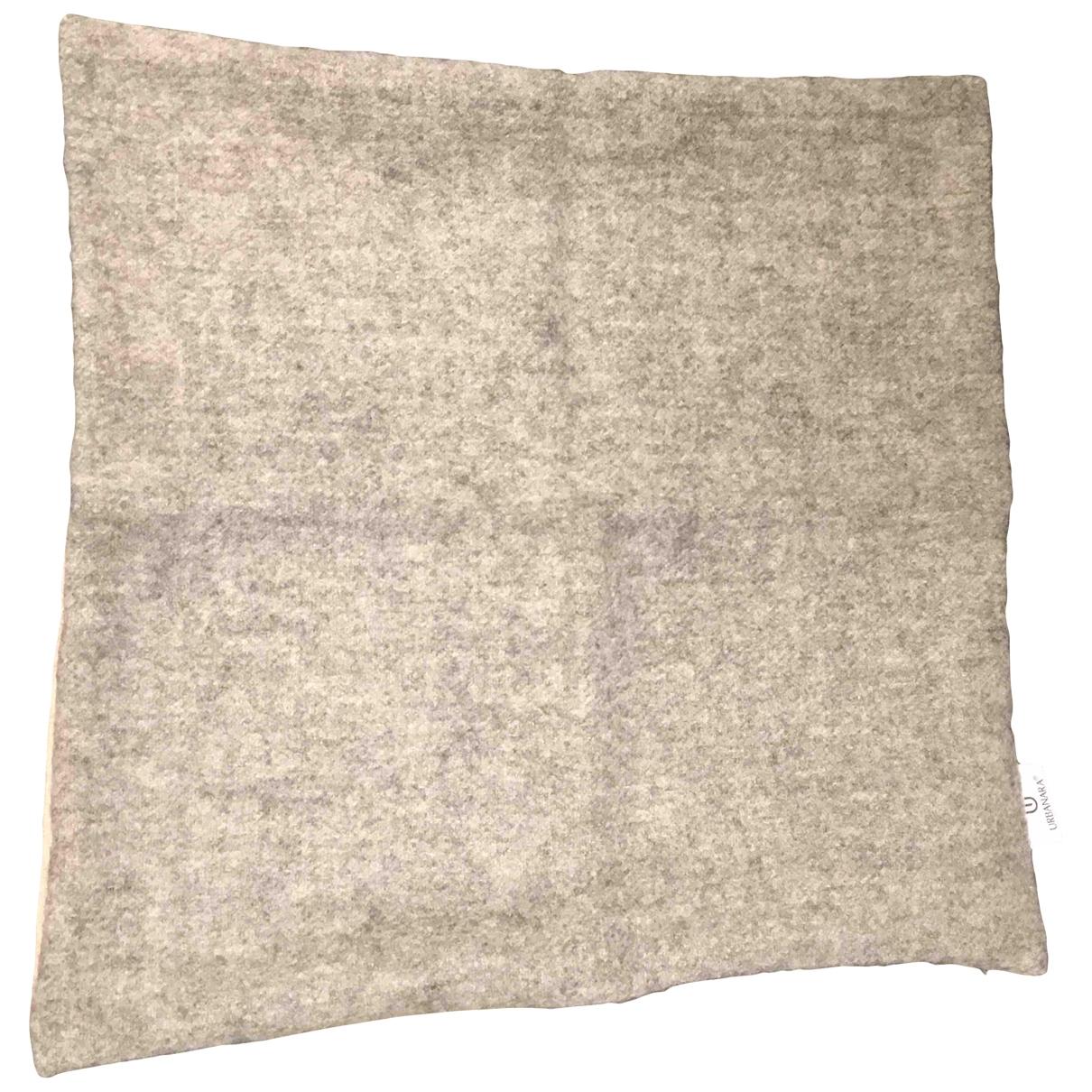 Textil de hogar de Lana Non Signe / Unsigned