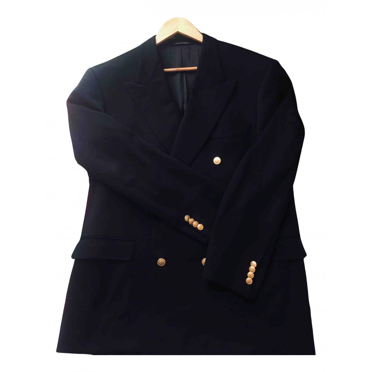 Balenciaga N Black Cashmere jacket  for Men 54 IT