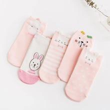 Karikatur Muster Socken 5 Paare