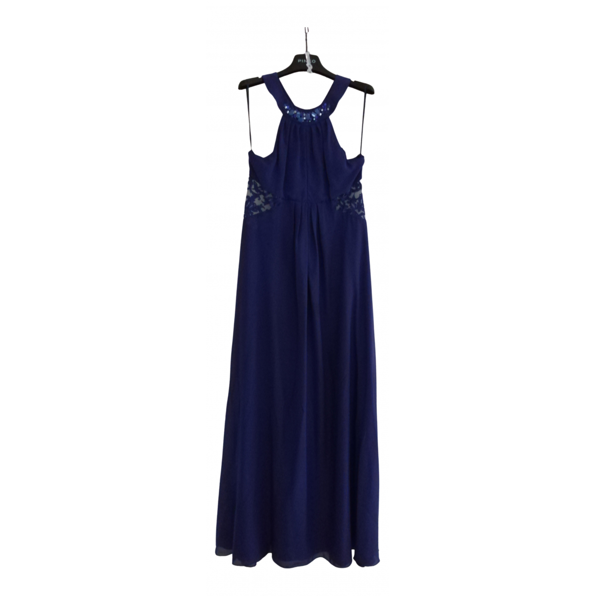 Pinko \N Blue dress for Women 44 IT
