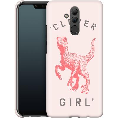 Huawei Mate 20 Lite Smartphone Huelle - Clever Girl von Florent Bodart