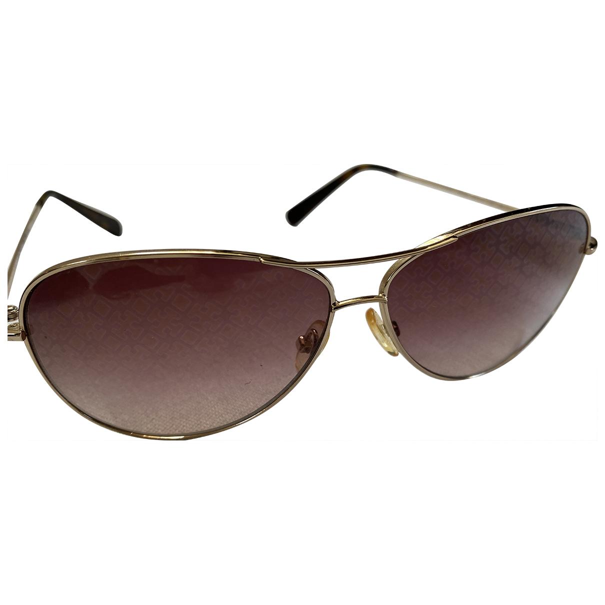 Tory Burch N Gold Metal Sunglasses for Women N