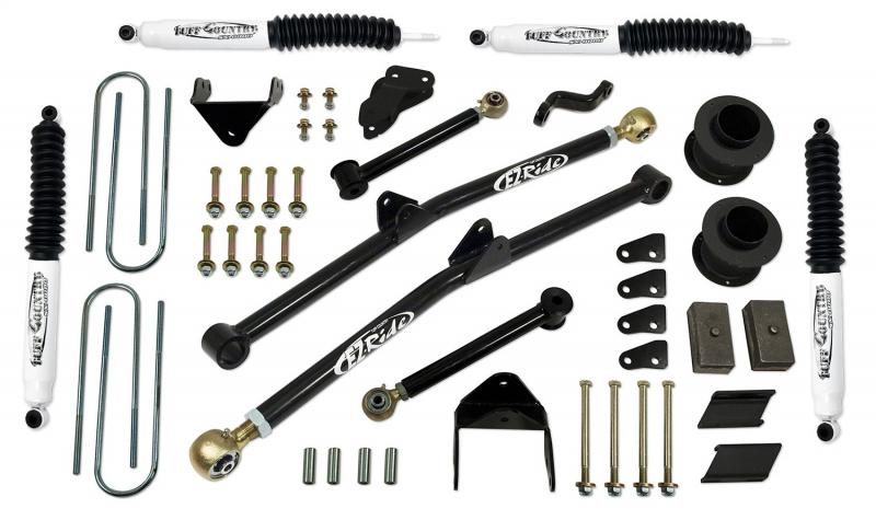Tuff Country 36224KN Complete Kit (w/SX8000 Shocks)-6in. Dodge