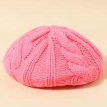 Toddler Girls Knit Beret