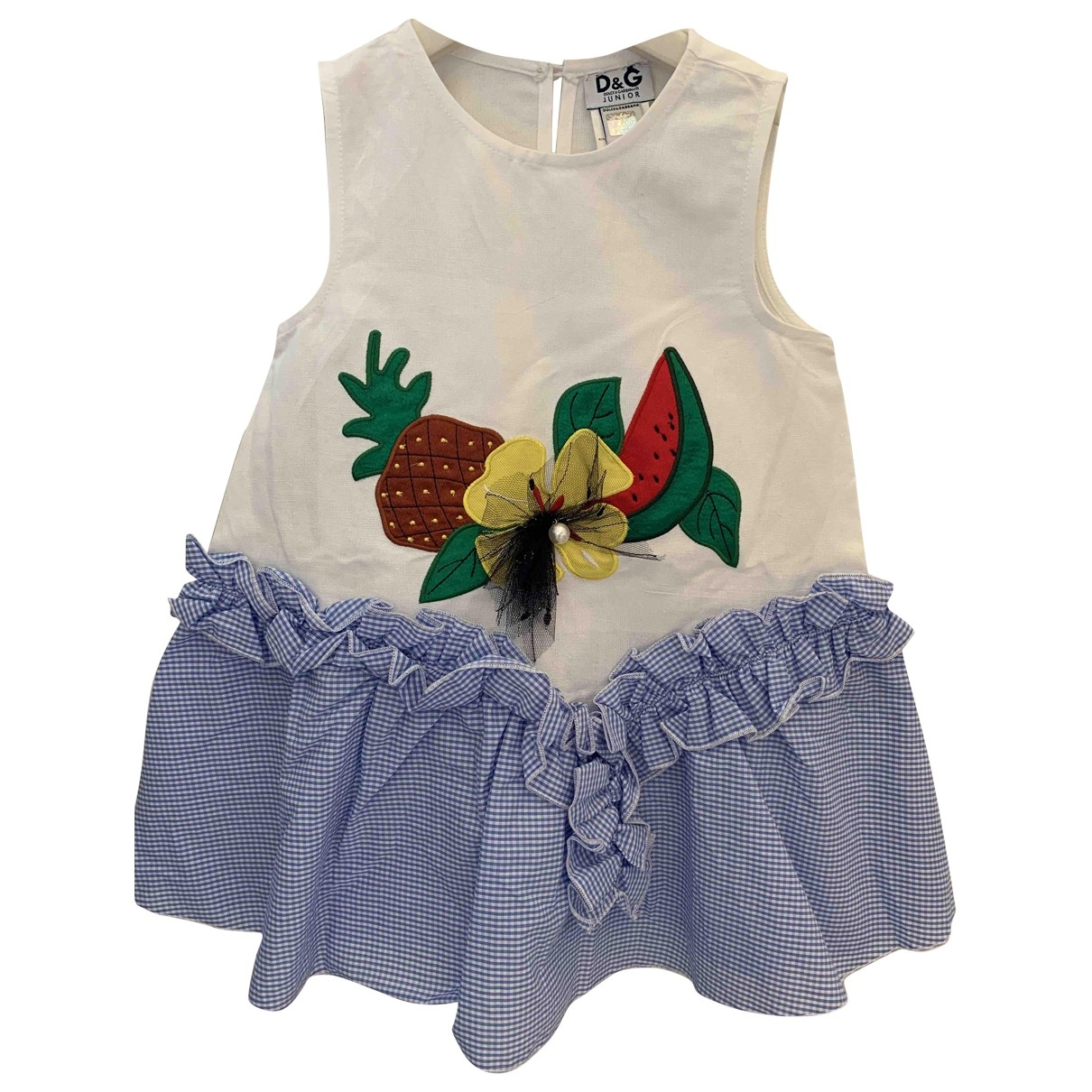 D&g \N Linen dress for Kids 3 years - up to 98cm FR