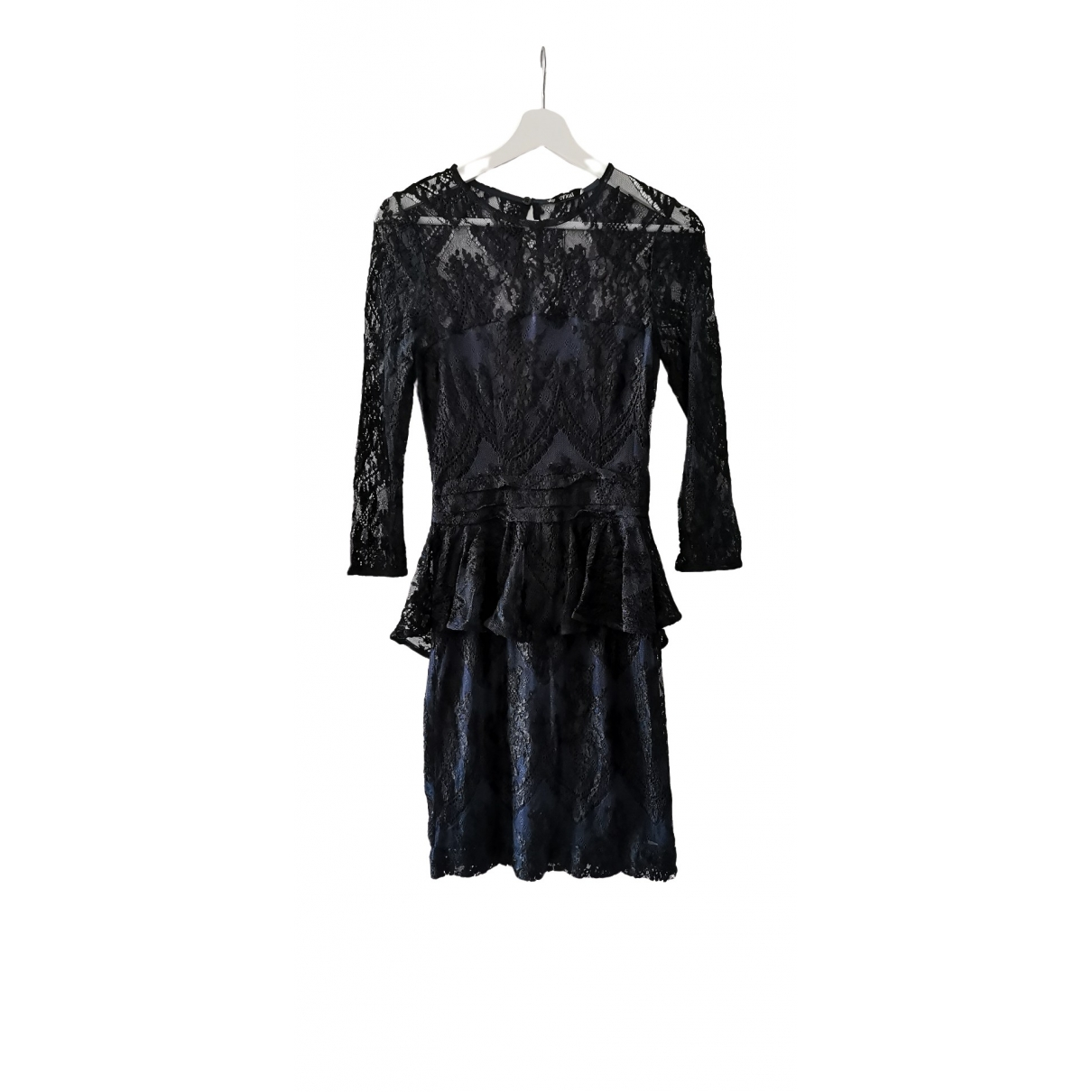 Ganni \N Black dress for Women XS International