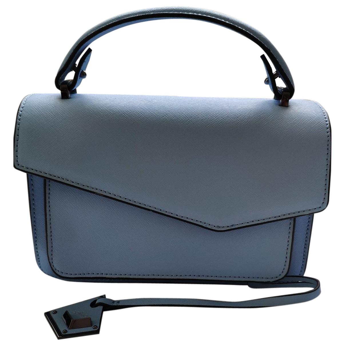 Botkier \N Blue Leather handbag for Women \N