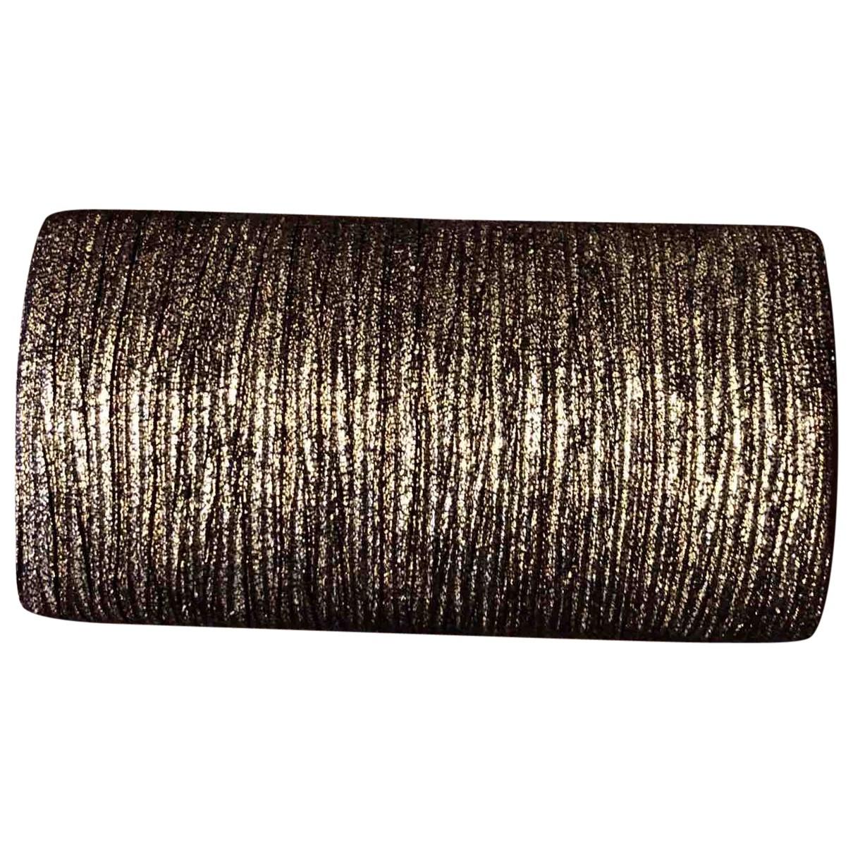 Marella \N Gold Clutch bag for Women \N