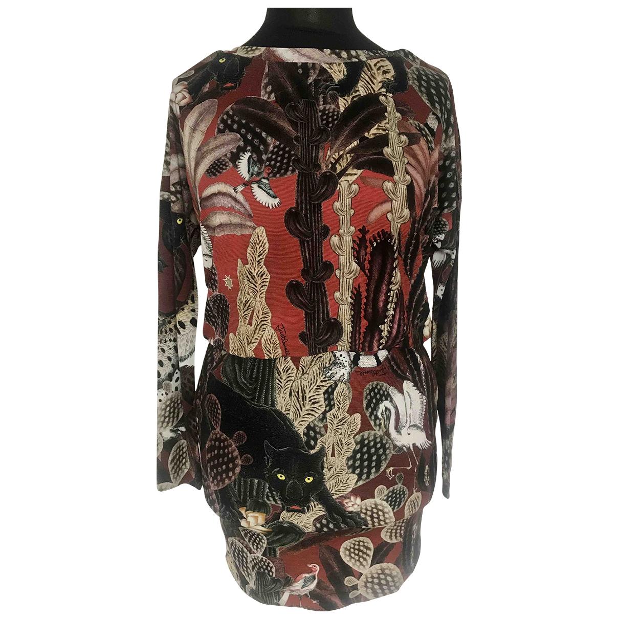 Just Cavalli \N Multicolour dress for Women 40 IT