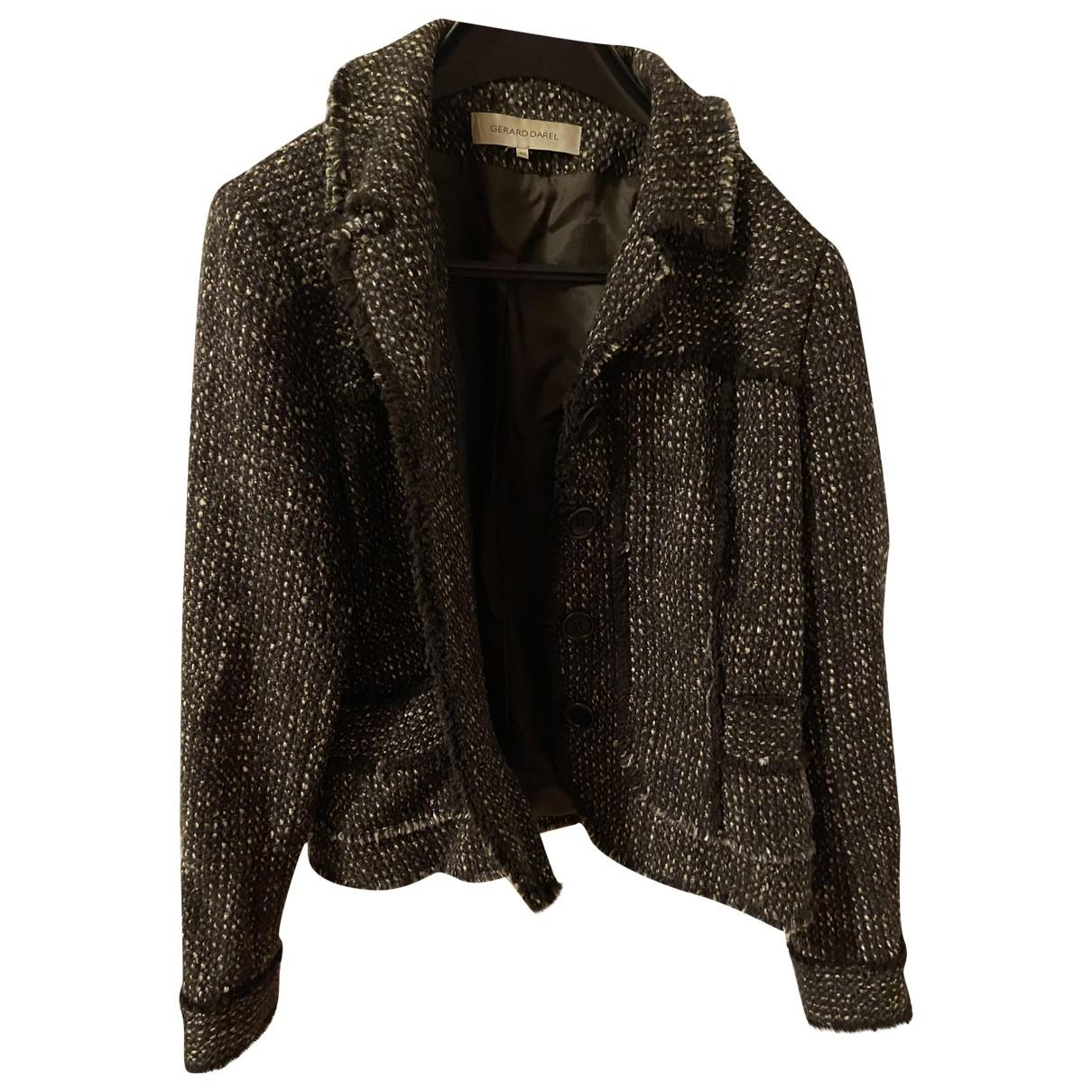 Gerard Darel - Veste   pour femme en tweed - multicolore