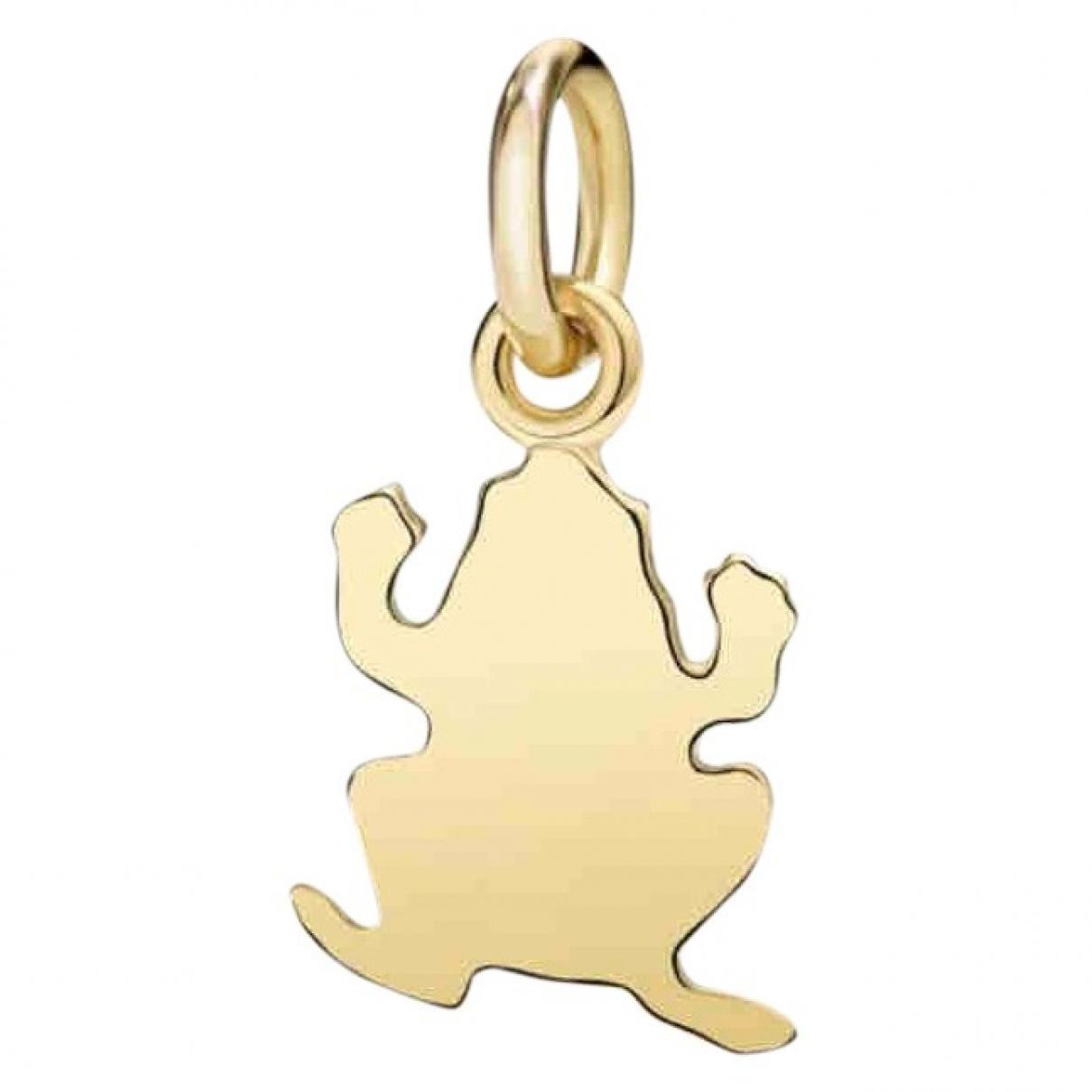 Dodo Pomellato Grenouille Gold Yellow gold pendant for Women \N