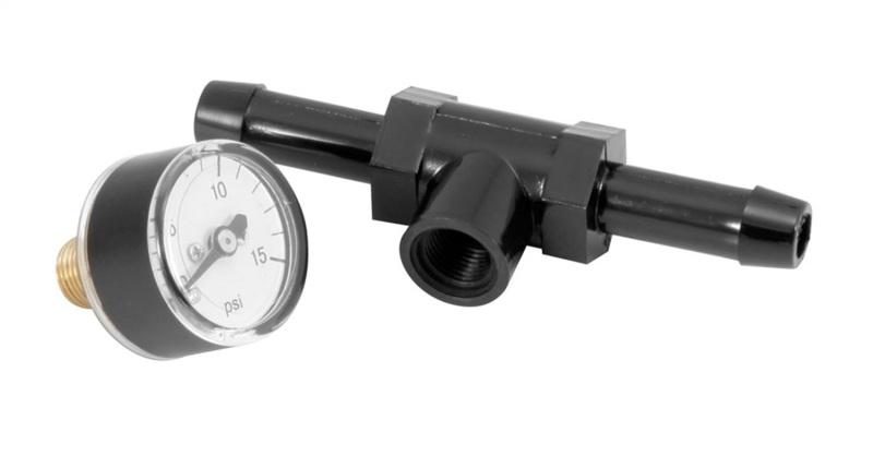 Spectre 59013 Fuel Pressure Gauge 0-15psi