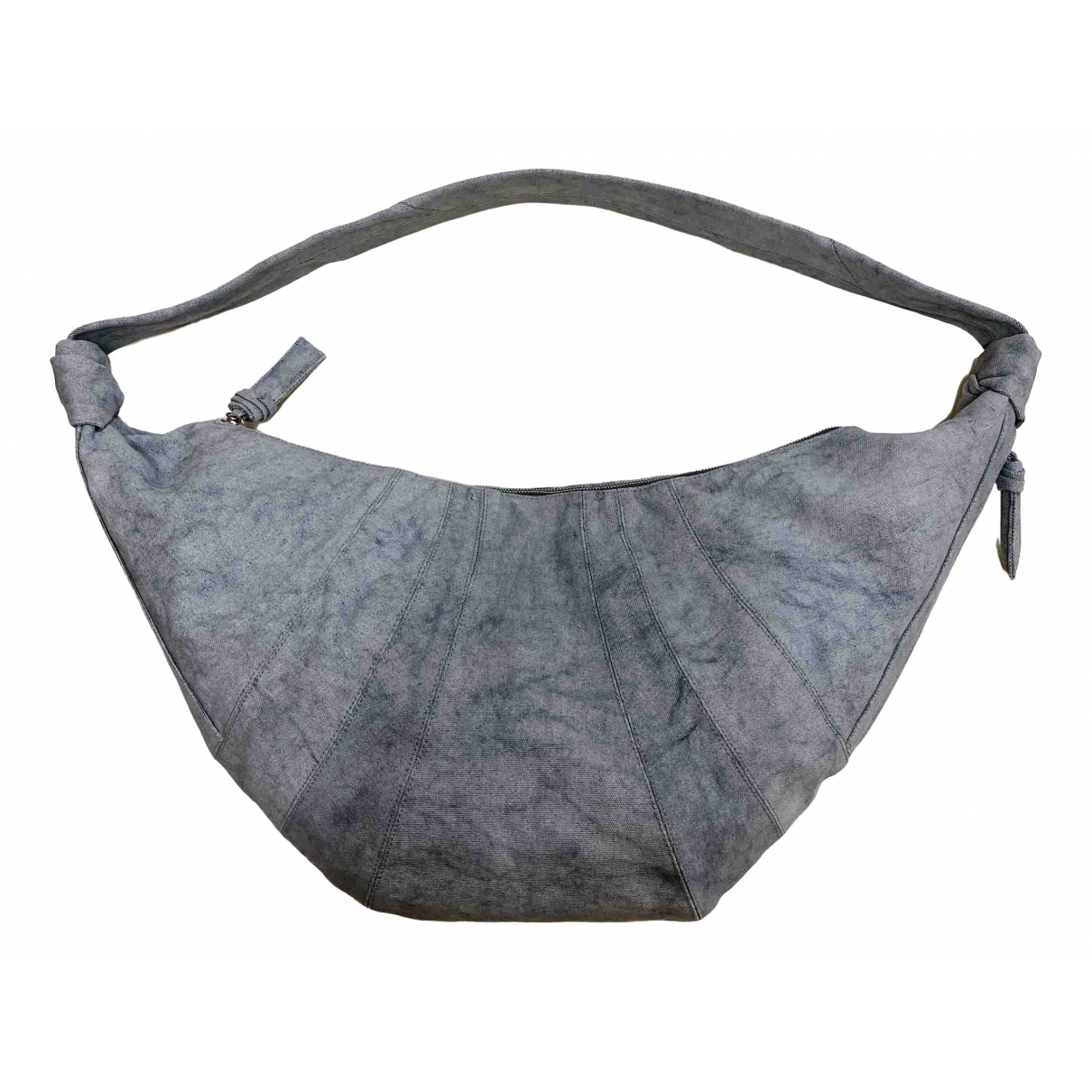 Lemaire \N Grey Cloth bag for Men \N