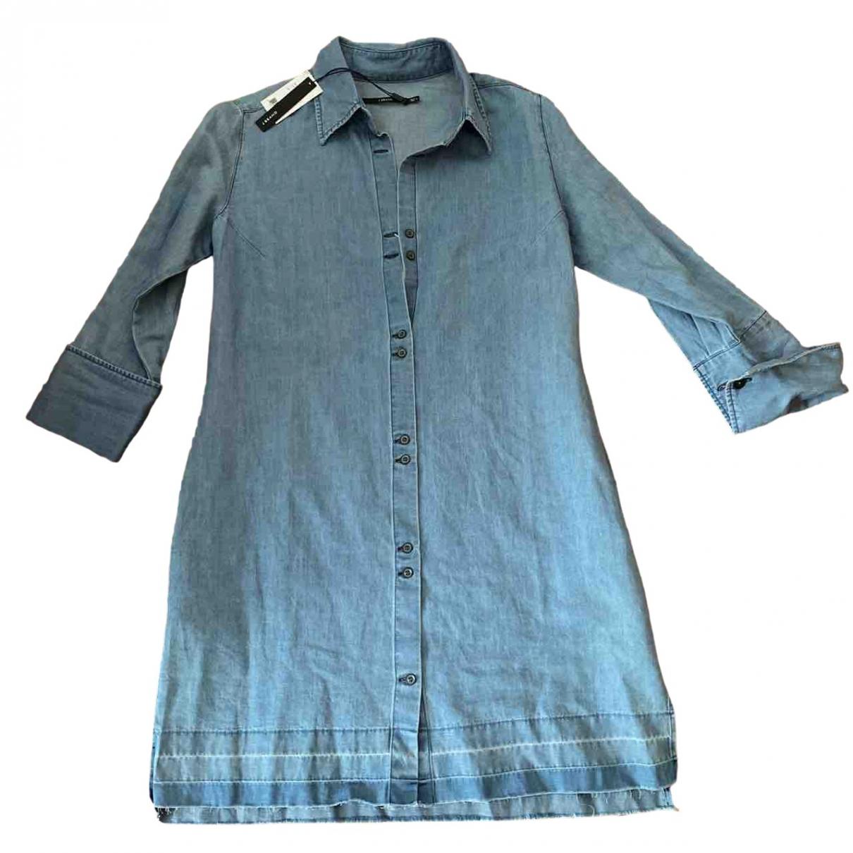 J Brand \N Kleid in  Blau Denim - Jeans