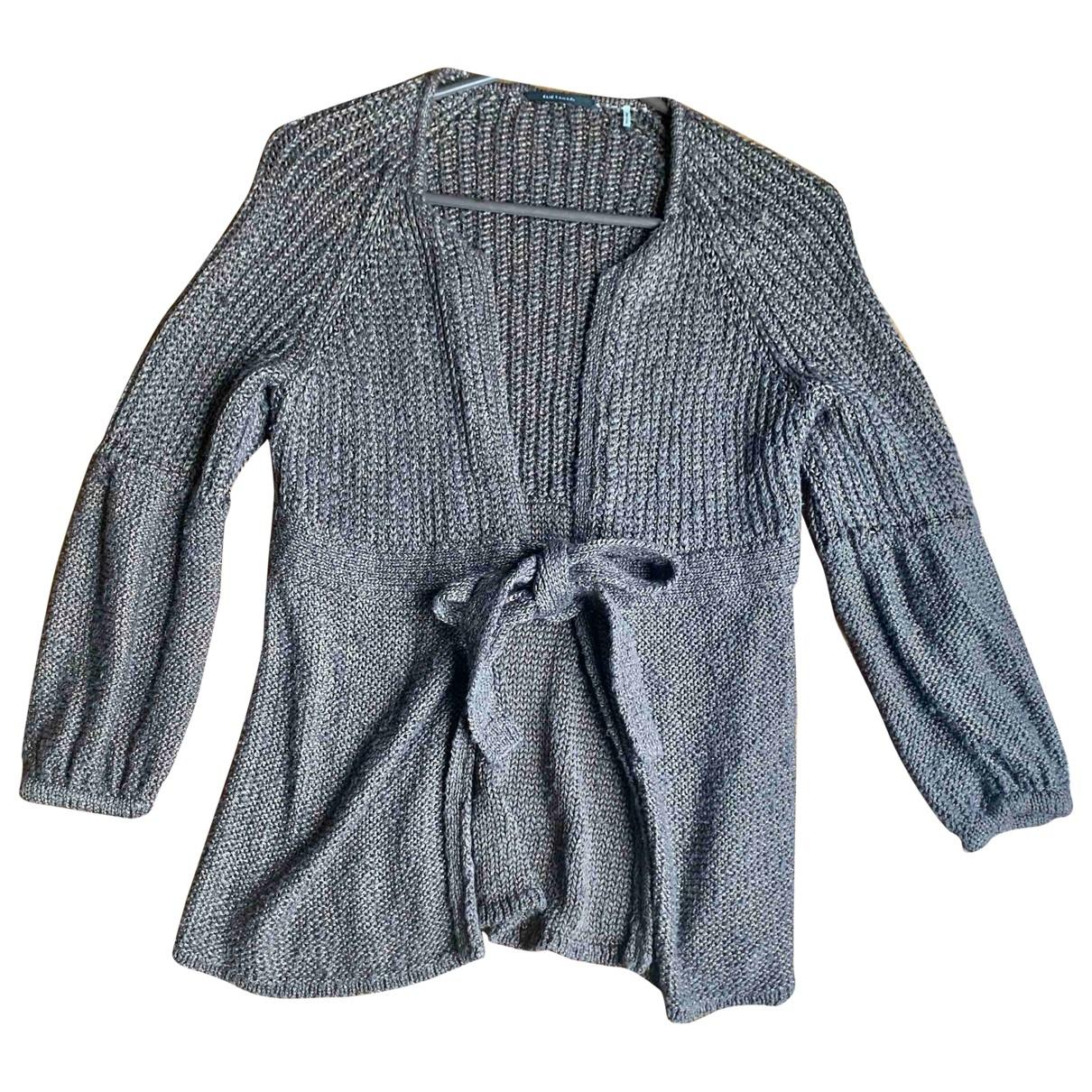 Elie Tahari \N Brown Wool jacket for Women 38 FR