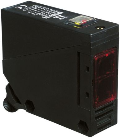 Pepperl + Fuchs Photoelectric Sensor Retro-Reflective 20 m Detection Range Relay