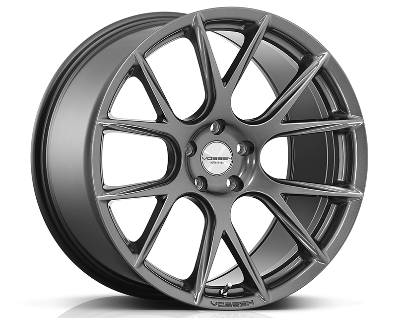 Vossen VFS6-0N04 VFS6 Gloss Graphite Flow Formed Wheel 20x9 5x114.3 38mm