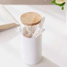 1pc Cotton Swab Storage Box