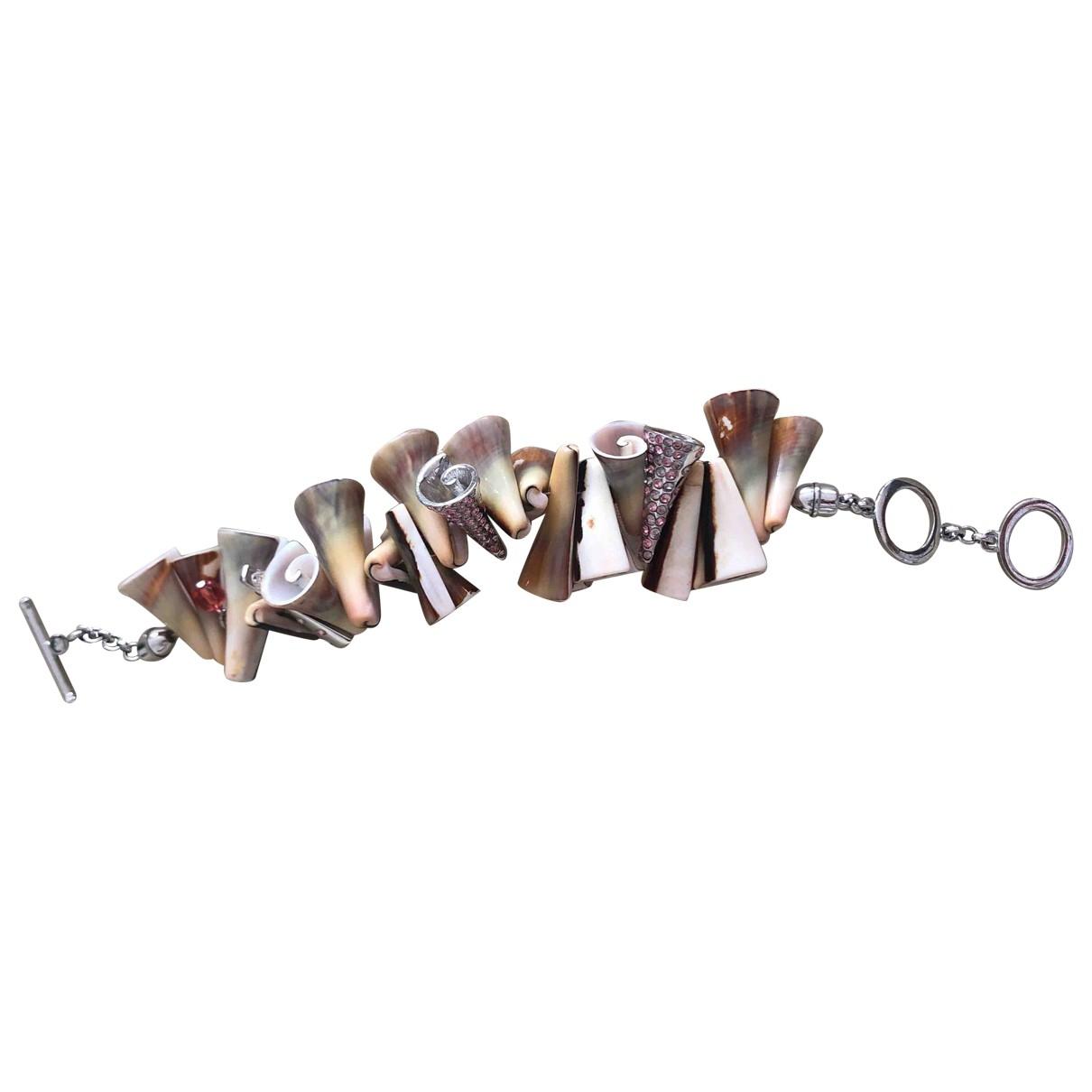 Swarovski - Bracelet   pour femme en metal - metallise