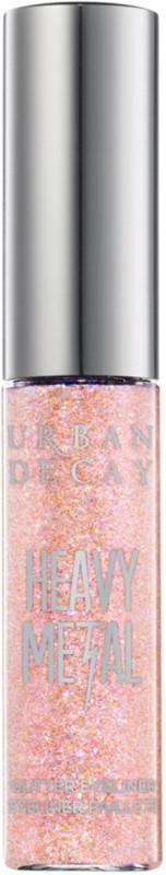 Heavy Metal - Glitter Eyeliner - Grind (light pink iridescent glitter)