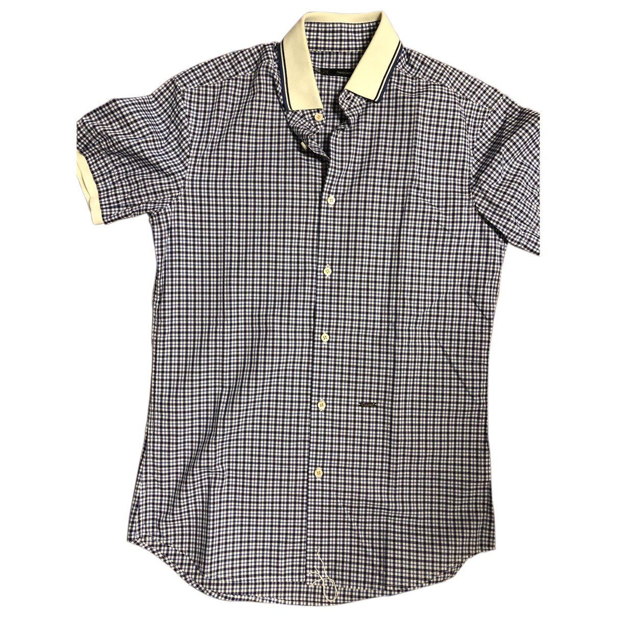 Dsquared2 - Chemises   pour homme en coton - gris