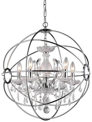 320294 Saturn's Ring 32-inch Chandelier in
