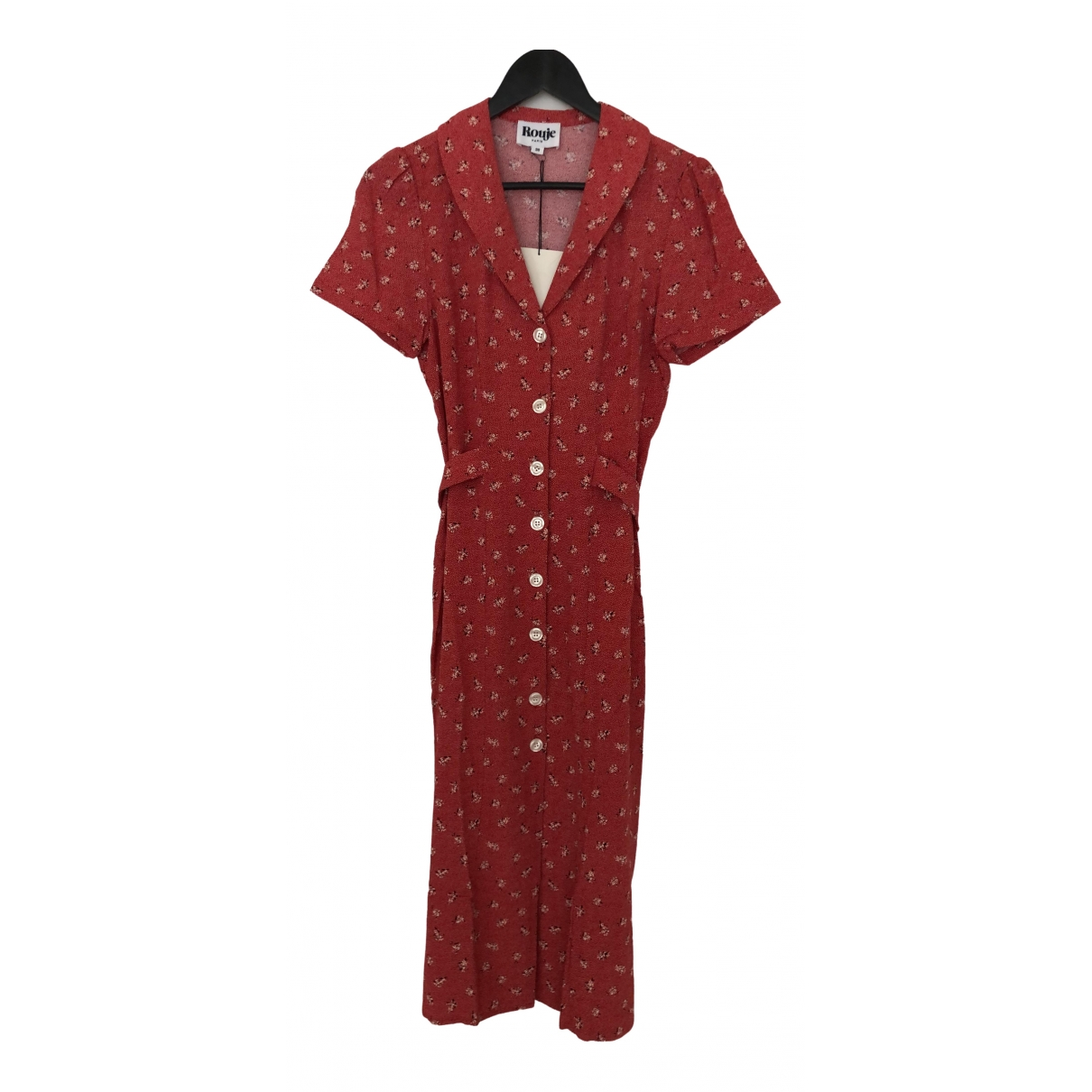 Rouje - Robe Spring Summer 2020 pour femme - rouge