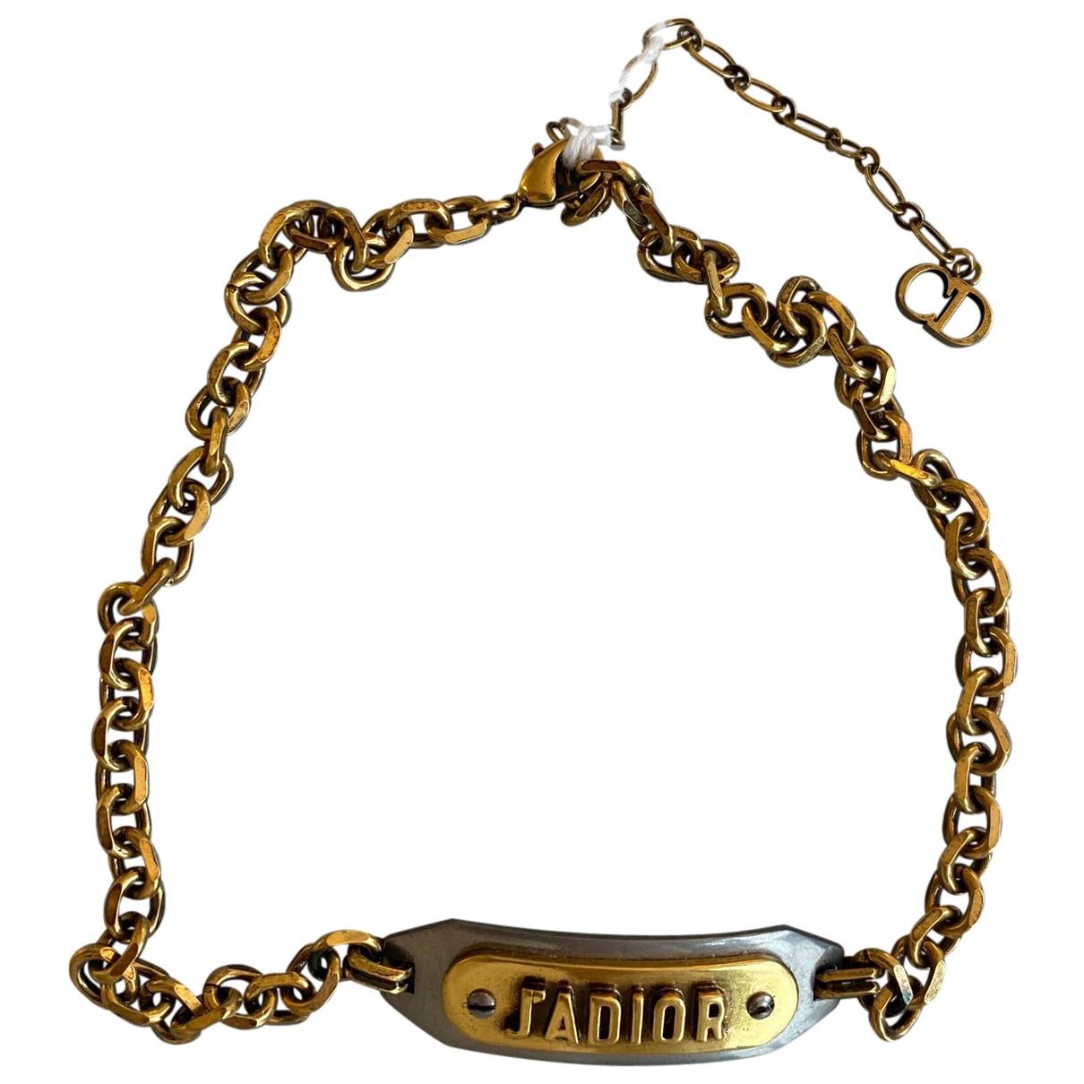 Dior - Bracelet Jadior pour femme en autre - dore