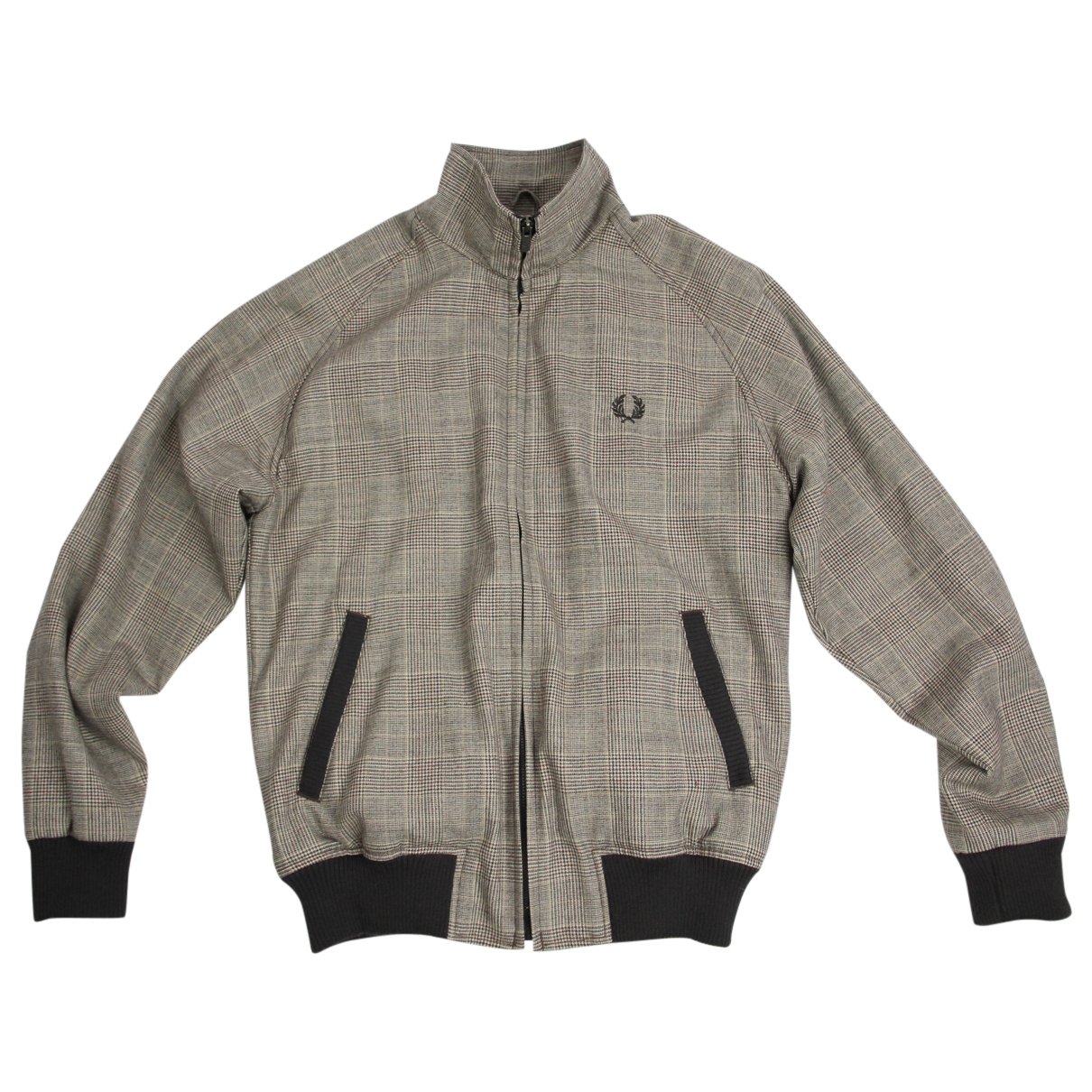 Fred Perry \N Brown Wool jacket  for Men S International