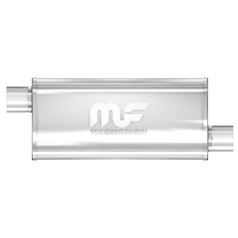 MagnaFlow 14239 Exhaust Products Universal Performance Muffler - 3/3