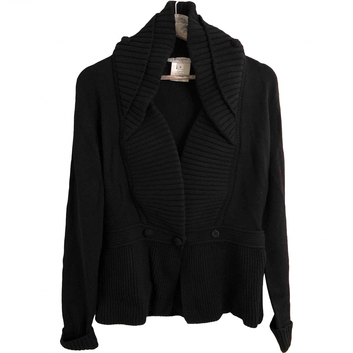 Givenchy \N Black Wool Knitwear for Women M International