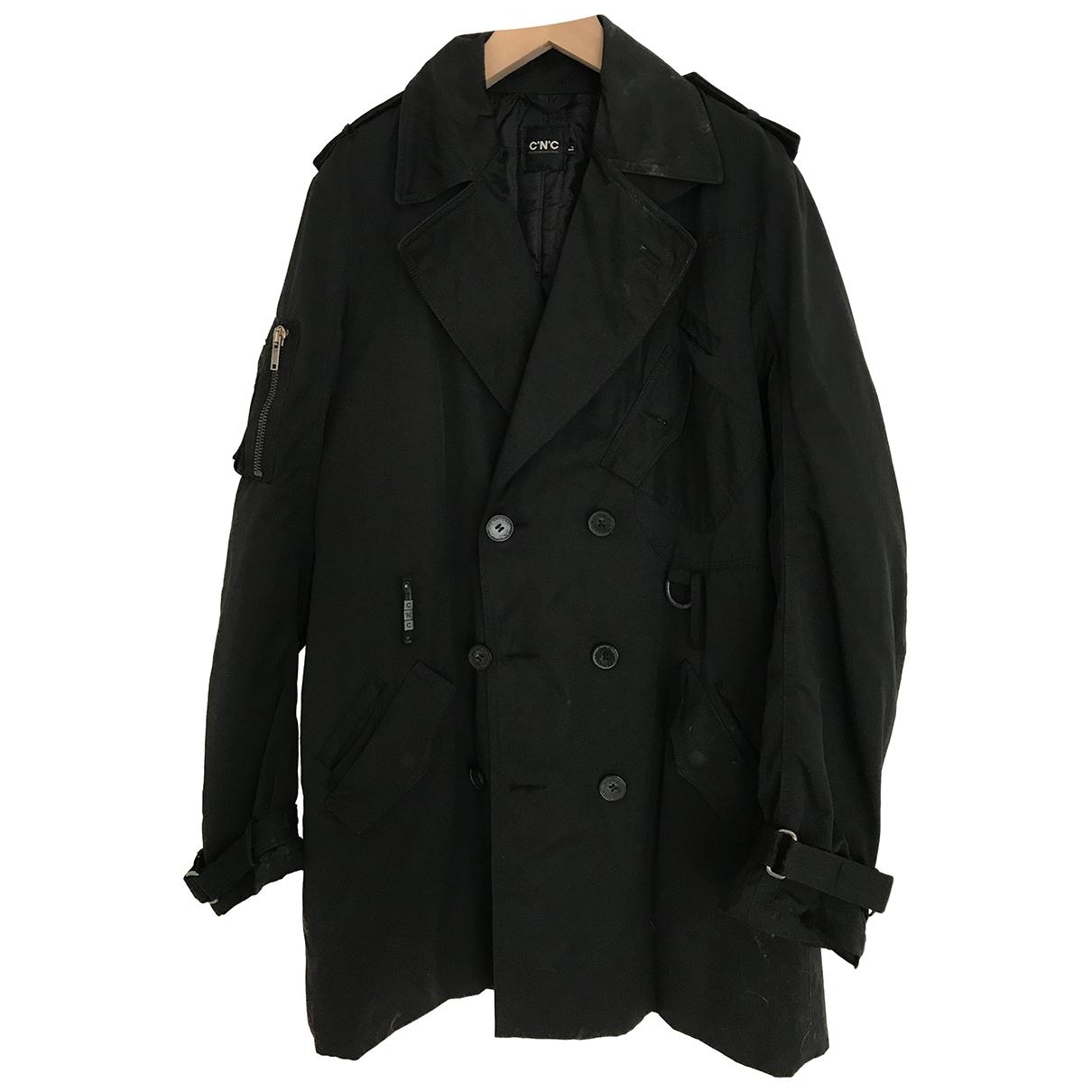 Costume National - Vestes.Blousons   pour homme - noir