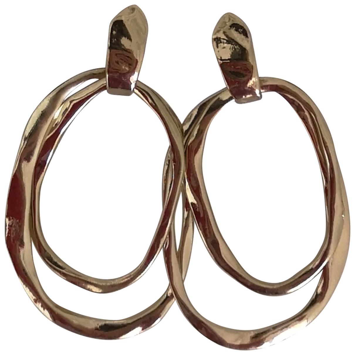 Bimba Y Lola - Boucles doreilles   pour femme en metal - dore