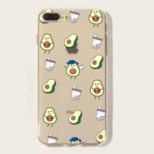 Avocado Print iPhone Huelle