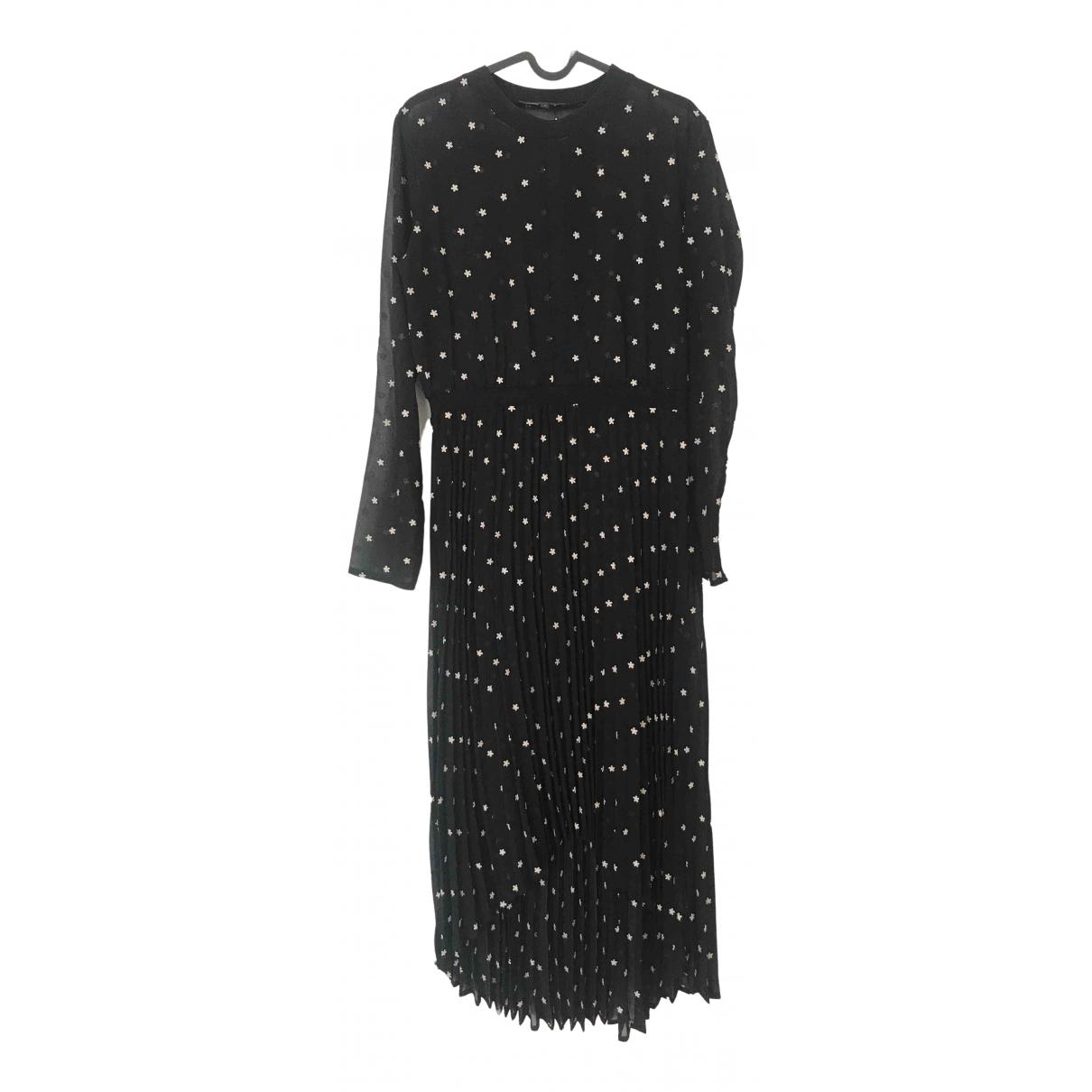 Maje - Robe Fall Winter 2019 pour femme - noir
