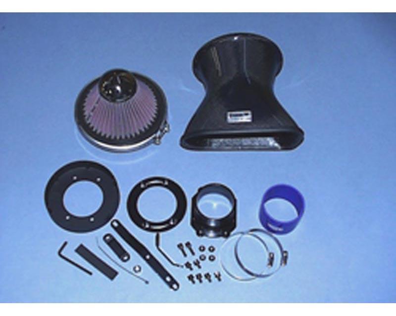 GruppeM FRI-0111 Carbon Fiber Ram Air Intake System BMW 525i | 528i E39 96-04