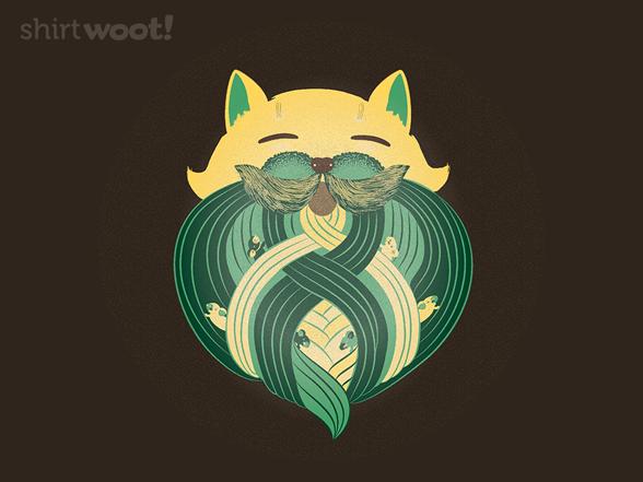 Zen Cat T Shirt