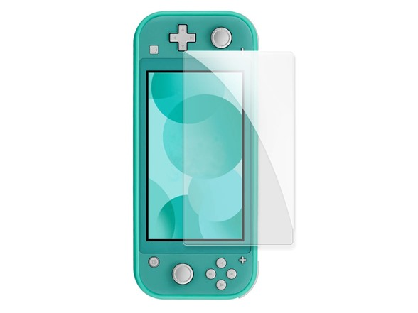Geek Supply Co. Switch Lite Screen Protector + Case