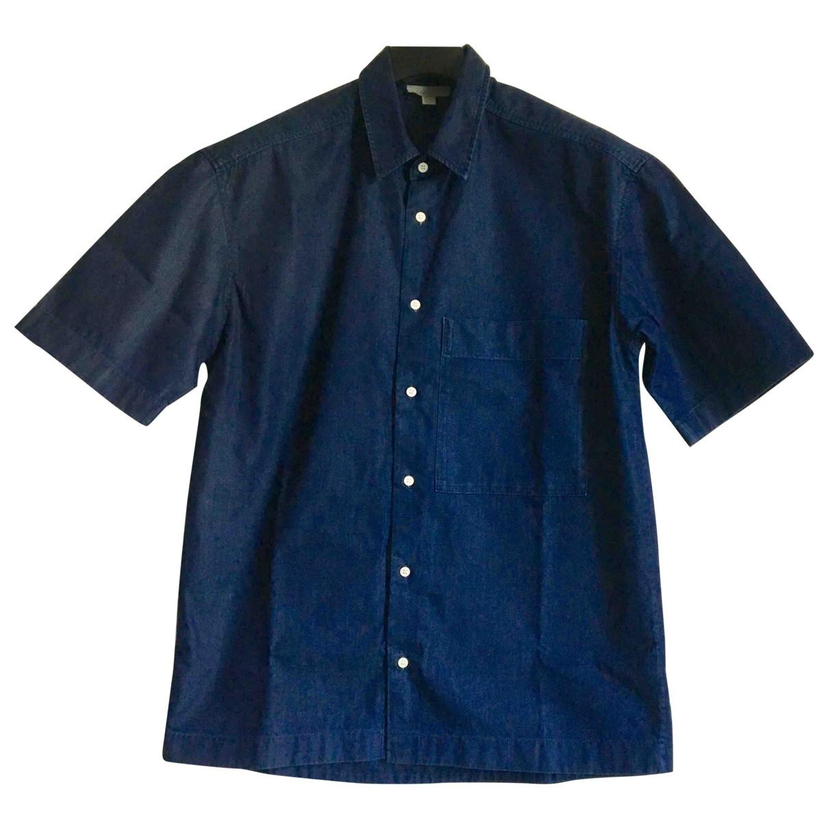 Cos \N Navy Denim - Jeans Shirts for Men S International