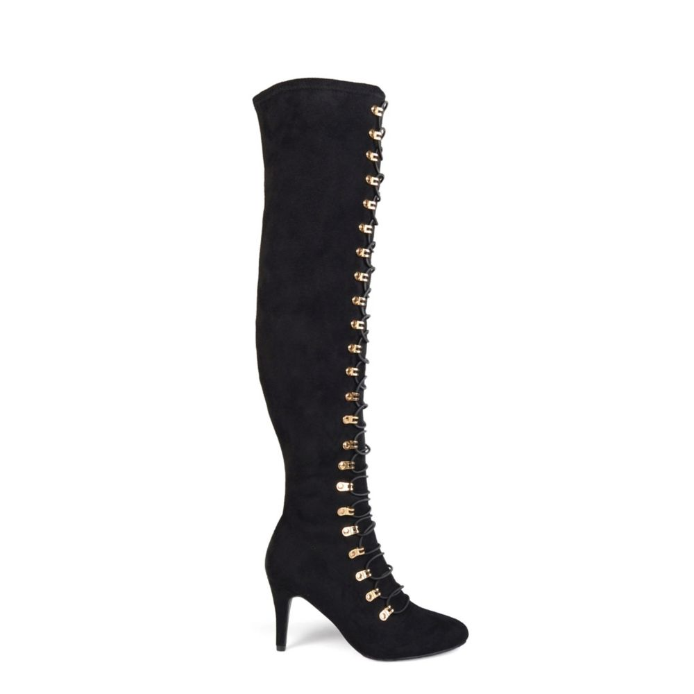 Journee Collection Womens Trill Over The Knee Boot