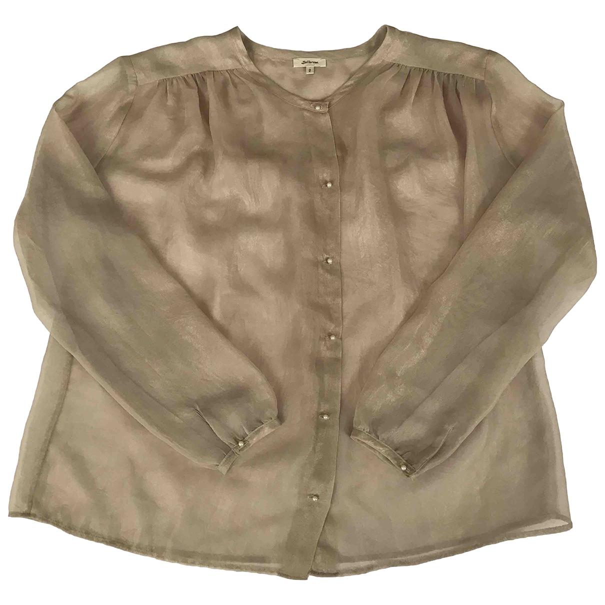 Bellerose - Top   pour femme - dore