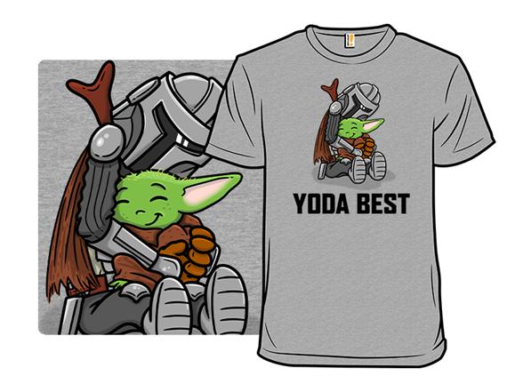 Yoda Best T Shirt
