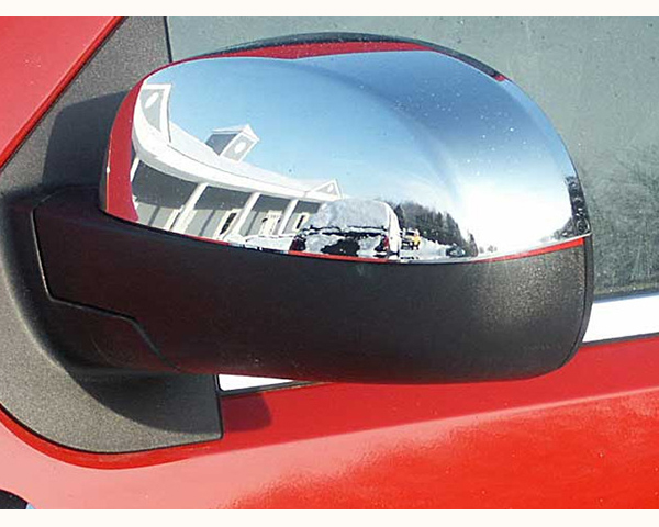 Quality Automotive Accessories Chrome Plated ABS Plastic 2-Piece Mirror Cover Set Chevrolet Tahoe 2010