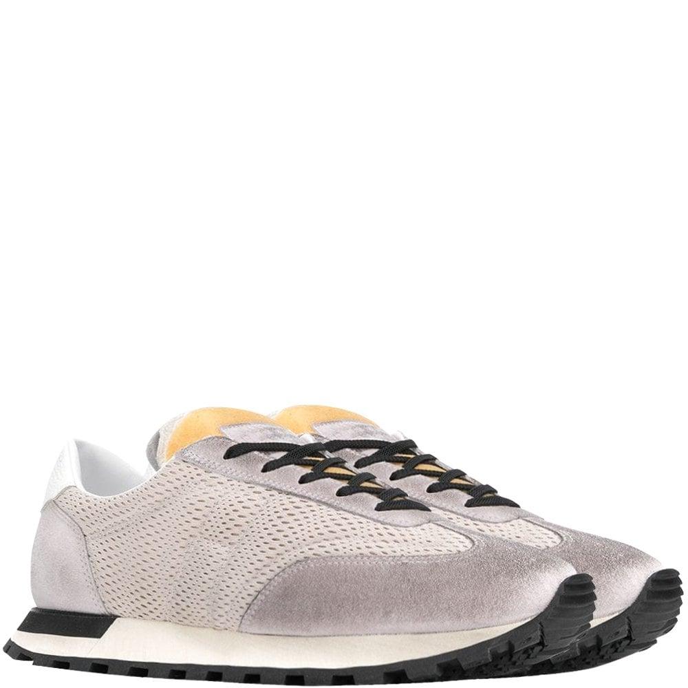 Maison Margiela Sole Runner Sneaker Beige Colour: BEIGE, Size: 8