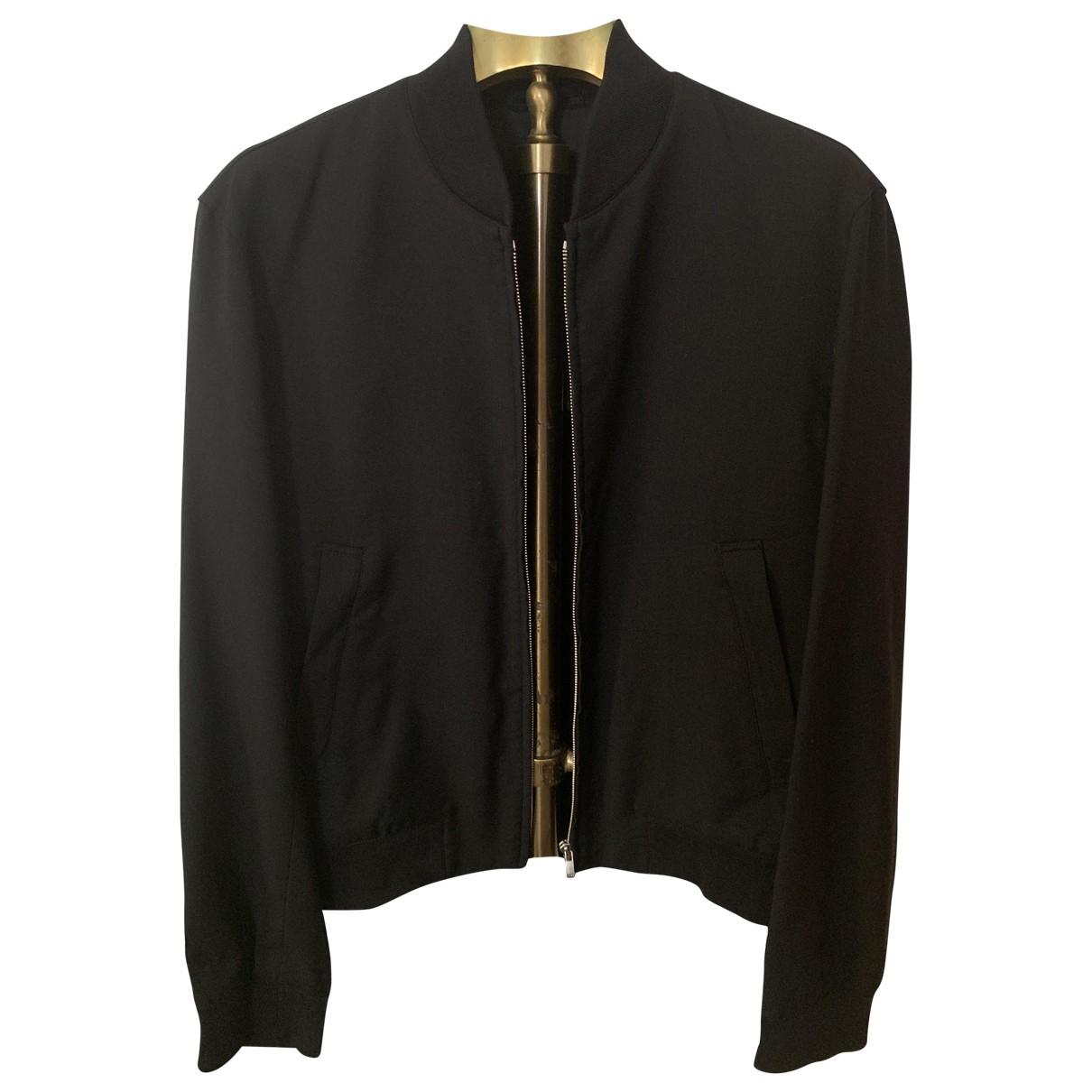 Hugo Boss \N Black Wool jacket  for Men M International