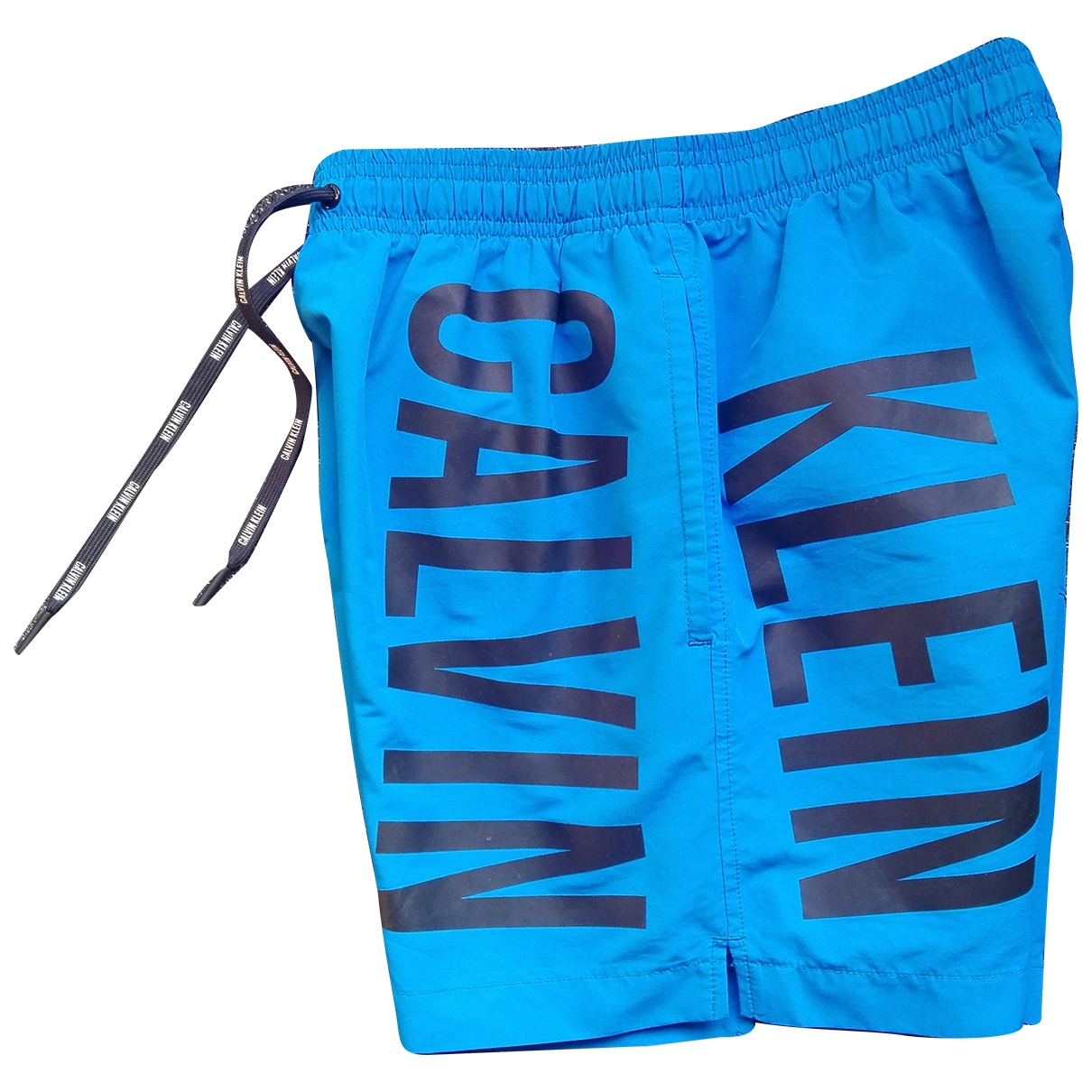 Calvin Klein \N Badeanzug in  Blau Polyester