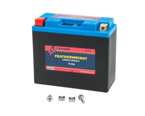 Fire Power Parts 490-2530 Featherweight Lithium Battery 280 Cca Hjt12b-Fpp 12v/60wh