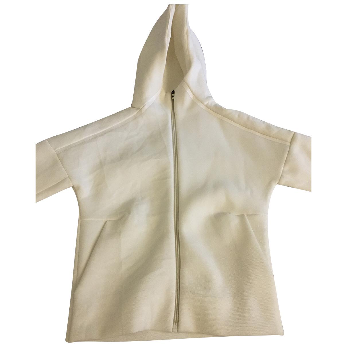 Arena N White Cotton Knitwear for Women 40 IT